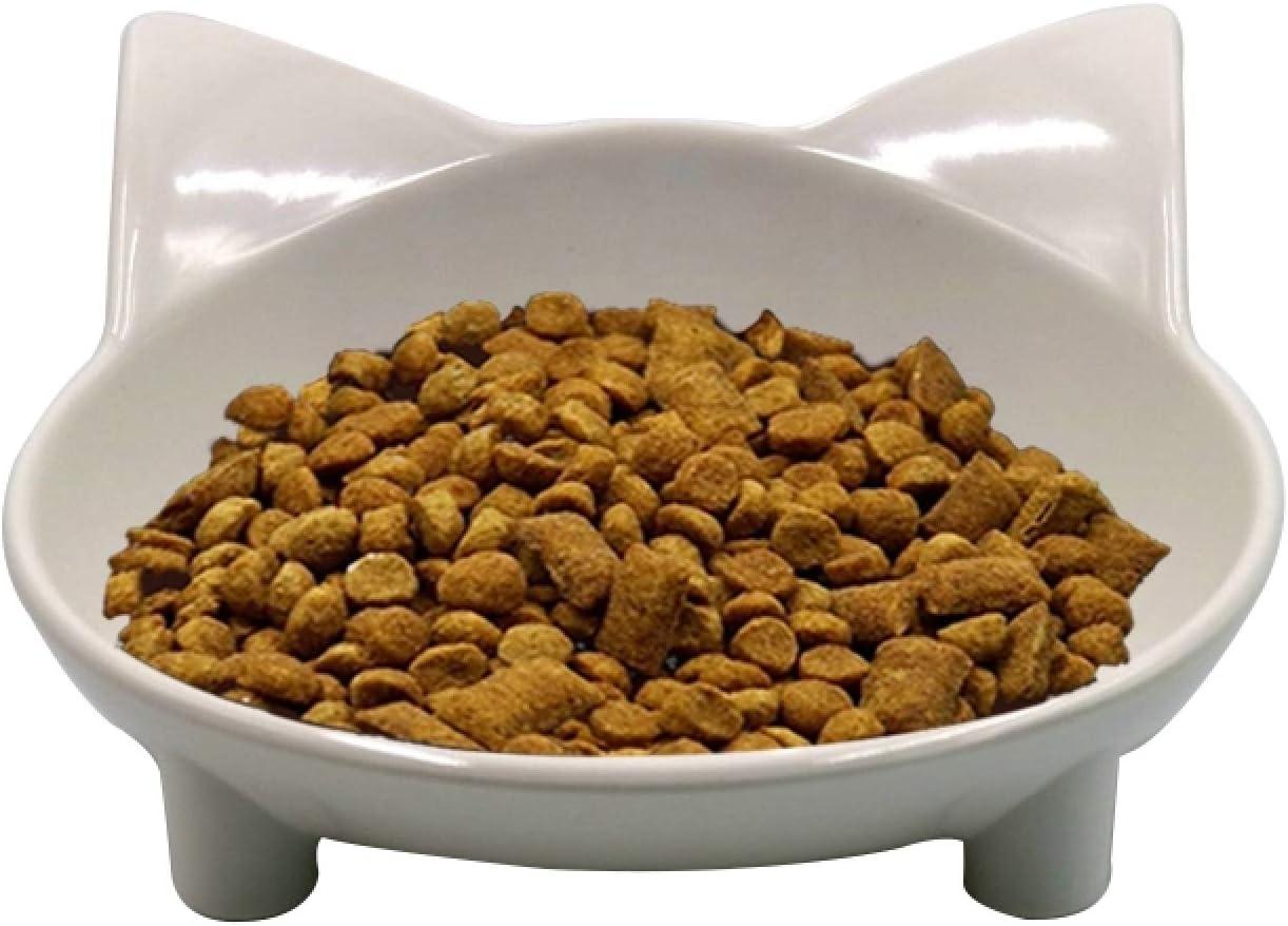 NANSHAN✅ San Francisco Mall PETGERA++ Pet Bowl OFFer Non-Slip Cute Type Color Ca Cat