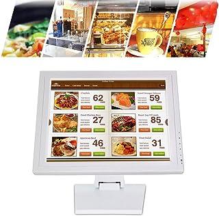 15.4 in Wire Resistive Touch Screen POS Monitor Kiosk Restaurant Bar USB VGA HDMI