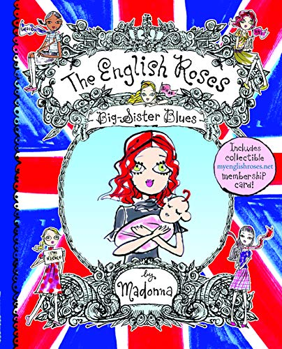 Big-Sister Blues: New full-color edition (The English Roses, 5)