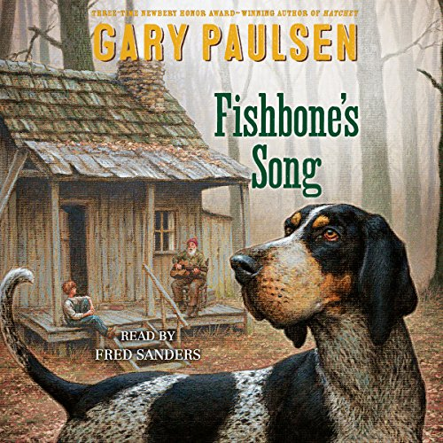 Fishbone's Song audiobook cover art
