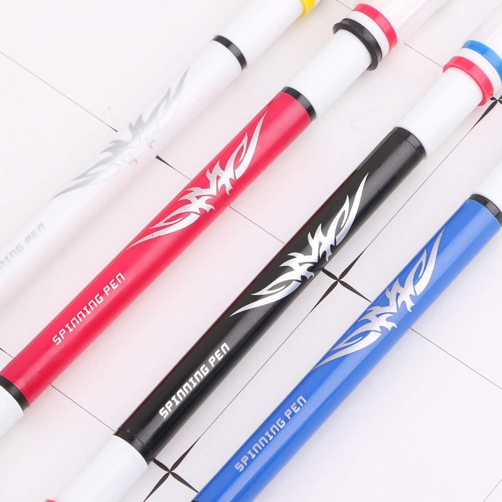 Lagand Bolígrafo Spinning Pen Bolígrafo Rolling Dedo Giratorio ...