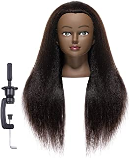 African American Mannequin Head 20