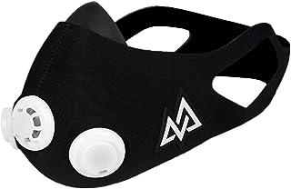 トレーニングマスク2.0 呼吸筋トレーニング 肺活量 持久力〔アメリカで研究を重ねた持久力鍛錬デバイス〕短時間で減量 ランニング サッカー バスケ クロスフィット TRAININGMASK