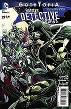 Detective Comics #29 Gothtopia Unread New Near Mint New 52 DC 2011 27