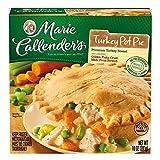 Conagra Marie Calendar Entree Turkey Pot Pie, 10 Ounce -- 12 per case.