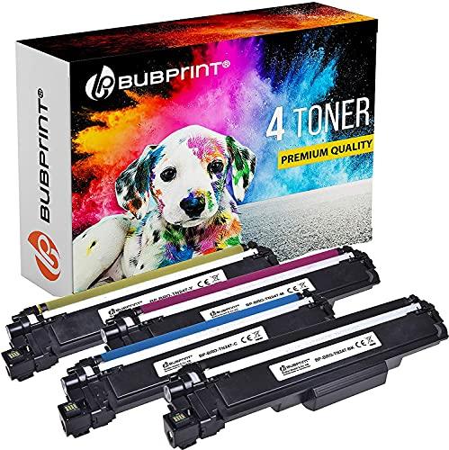 4 Bubprint Toner kompatibel für Brother TN-247 DCP-L3510CDW DCP-L3550CDW HL-L3210CW HL-L3230CDW HL-L3270CDW MFC-L3710CW MFC-L3730CDN MFC-L3750CDW MFC-L3770CDW Set