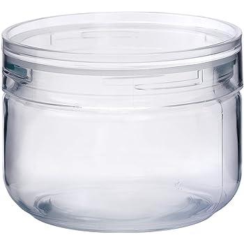 セラ―メイト 保存 容器 ガラス キャニスター 600ml チャーミークリアー S1 日本製 221152