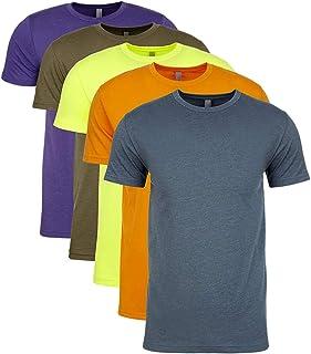 f02f92a5e Amazon.com: Next Level - T-Shirts / Shirts: Clothing, Shoes & Jewelry