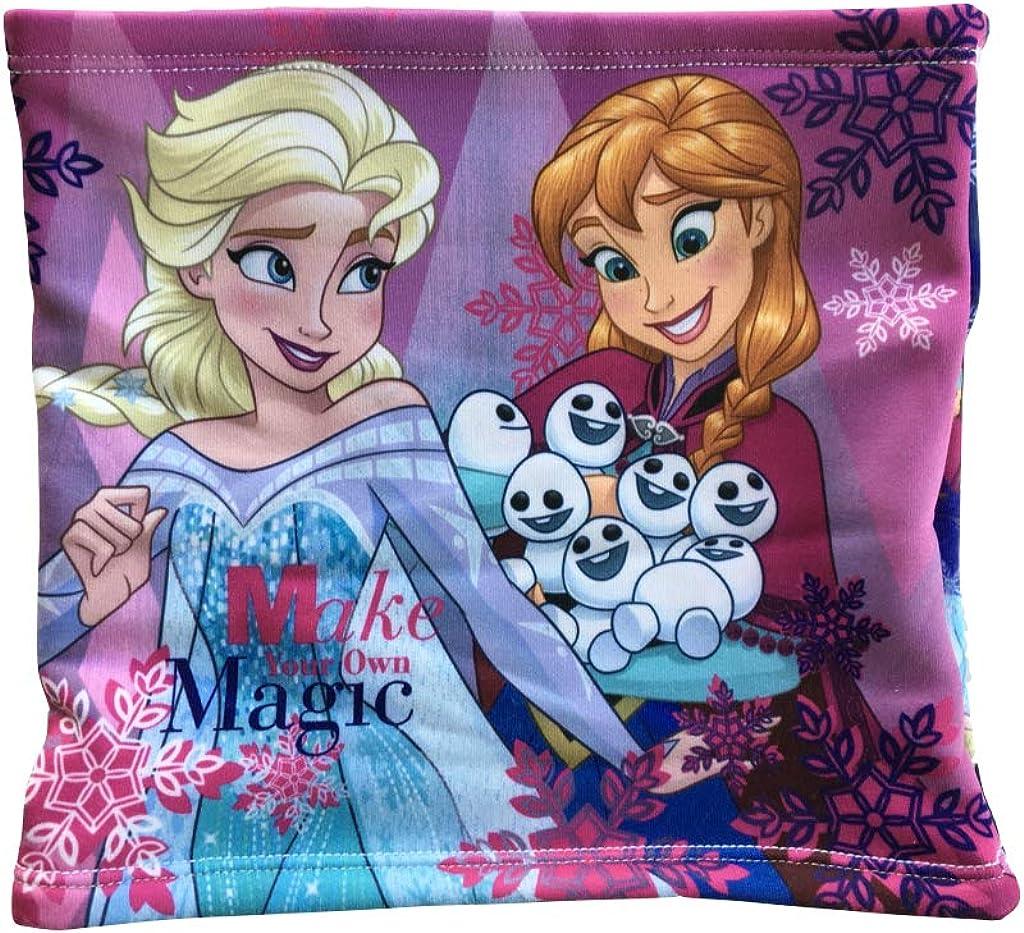 Disney Bufanda de la reina de hielo.