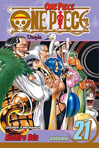 One Piece 21: Utopia [Lingua Inglese]
