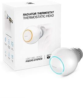 FIBARO The Heat Controller Head / Z-Wave Plus verwarmingsthermostaat, radiatorthermostaat, FGT-001