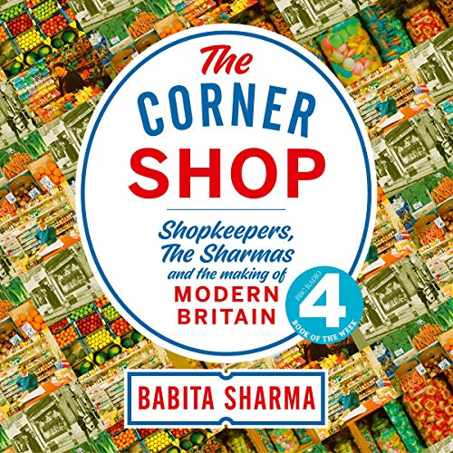The Corner Shop cover art