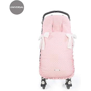 Pasito a pasito 474213.0 ni/ñas color rosa Saco para silla