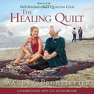 The Healing Quilt audiobook cover art