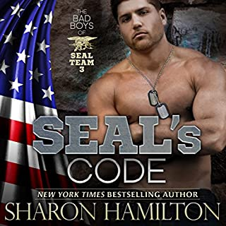 SEAL's Code: Bad Boys of SEAL Team 3, Book 3 audiobook cover art