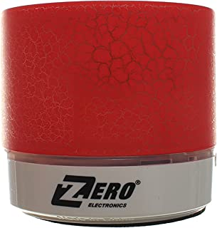 Zero Z-101 Mini Bluetooth Speaker - Red