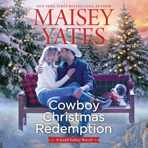 Cowboy Christmas Redemption Audiobook By Maisey Yates cover art