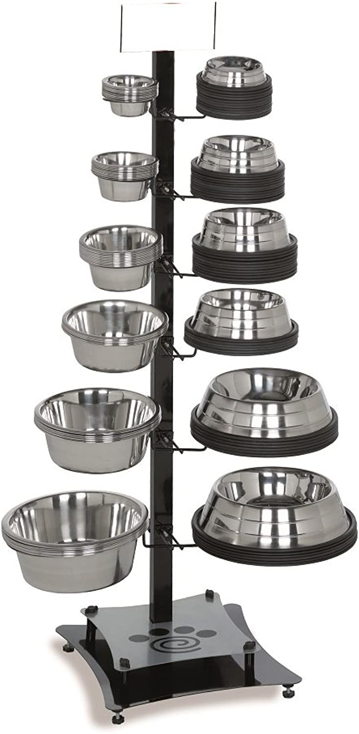 Nobby Display Stand for Stainless Steel Bowls