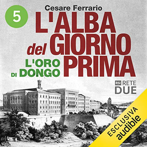 L'alba del giorno prima 5 audiobook cover art