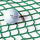 FORB Replacement 10ft x 10ft Golf Impact Panel - 2.3mm Green Knotless Twine