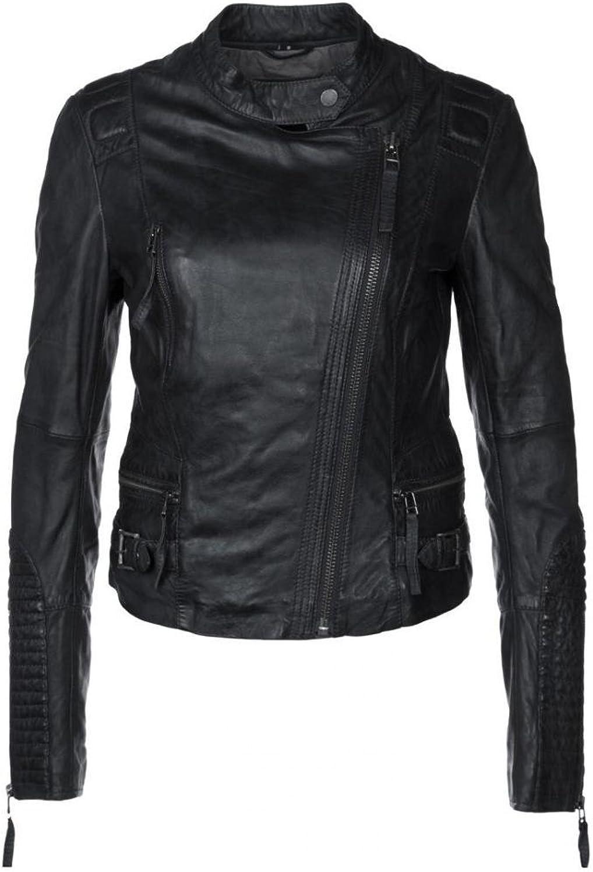 DashX Mistress Women's Leather Jacket