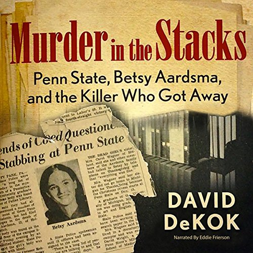 Murder in the Stacks cover art