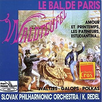 Waldteufel : Le bal de Paris