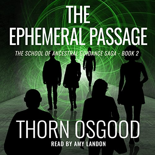 The Ephemeral Passage audiobook cover art