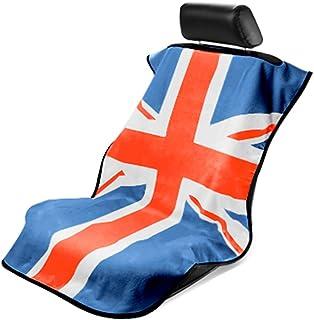 Seat Armour (SA100MINIRWB) Red/White/Blue 'British Flag' Seat Protector Towel