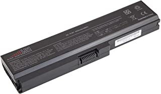 Original Genuine Laptop Notebook Battery for Toshiba Satellite PA3817U-1BRS C655 L640 L650D