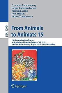 From Animals to Animats 15: 15th International Conference on Simulation of Adaptive Behavior, SAB 2018, Frankfurt/Main, Ge...