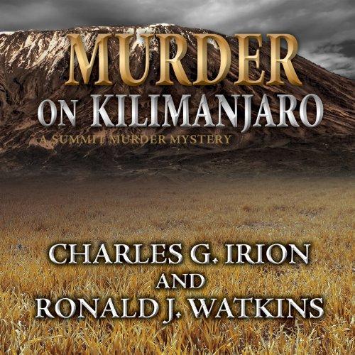 Murder on Kilimanjaro cover art