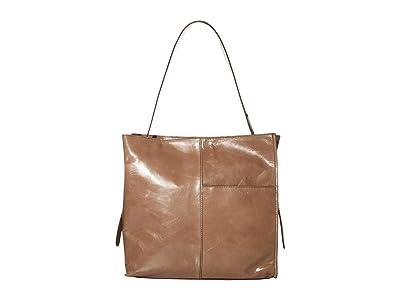 Hobo Park (Gravel) Clutch Handbags