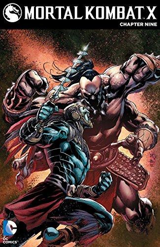 Mortal Kombat X (2015) #9 (Mortal Kombat X (2015-)) (English Edition)