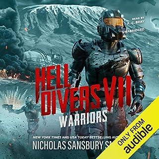 Page de couverture de Hell Divers VII: Warriors