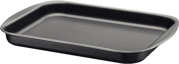 Tramontina Black Line Flat Roasting Pan, 28cm