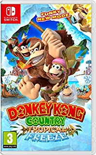 Donkey Kong Country: Tropical Freeze (B078YJ7TLT) | Amazon price tracker / tracking, Amazon price history charts, Amazon price watches, Amazon price drop alerts