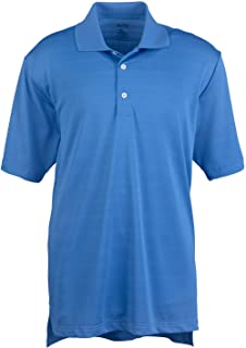 Men's Climalite Textured Solid Polo