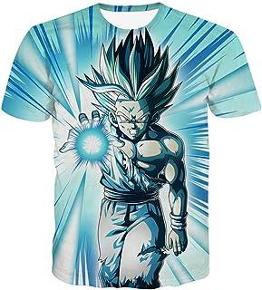 fec147585 Dragon Ball Super T Shirt Poster Goku Hit Beerus Saiyan Vegeta Gohan