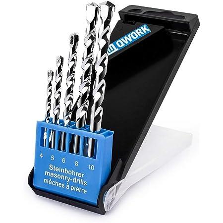 Mibro 895240 5-Piece Ultra Masonry Drill Bit Set