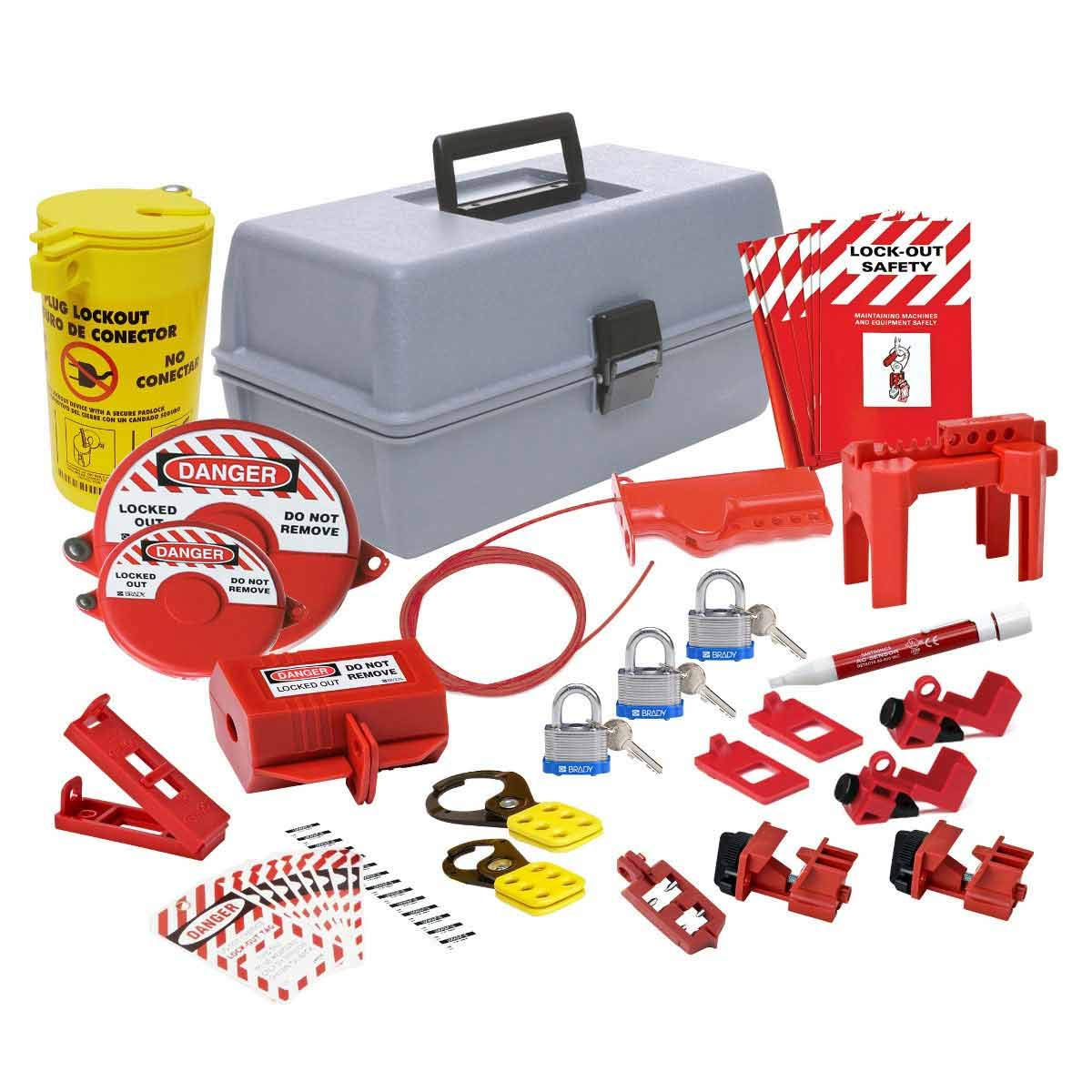 Maintenance Lockout Kit Price reduction w Ranking TOP17 components