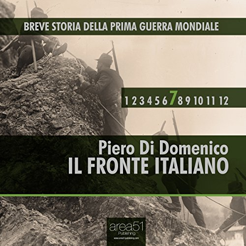 Breve Storia della Prima Guerra Mondiale, Vol. 7 [Short History of WWI, Vol. 7] audiobook cover art