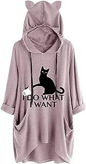 lying cat shirt
