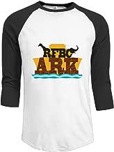 SAXON Men's Lovely Ark Survival Boat Raglan Tri-bend