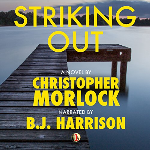 Striking Out audiobook cover art