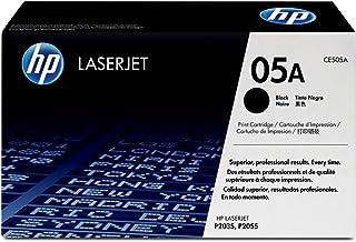حبر أسود ليزر 05A لـ طابعات أتش بي HP Laser Cartridge 05A for P2035 - P2055
