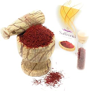 Premium Quality red Saffron Threads 0.035 oz. (1 gram) used in seafood, lamb, chicken dishes ( paella) and rice dishes to make a wonderful table for your family and friends.