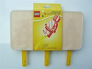 Lego Minifigure Ice Lollipop Popsicle Mould Mold Tray