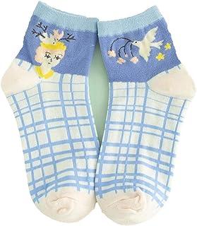MIWNXM, 10 Pares Cartoon Casual Women Short Socks Funny Colorful Harajuku Comfortable Breathable Sport Spring Warm Winter Female Socks