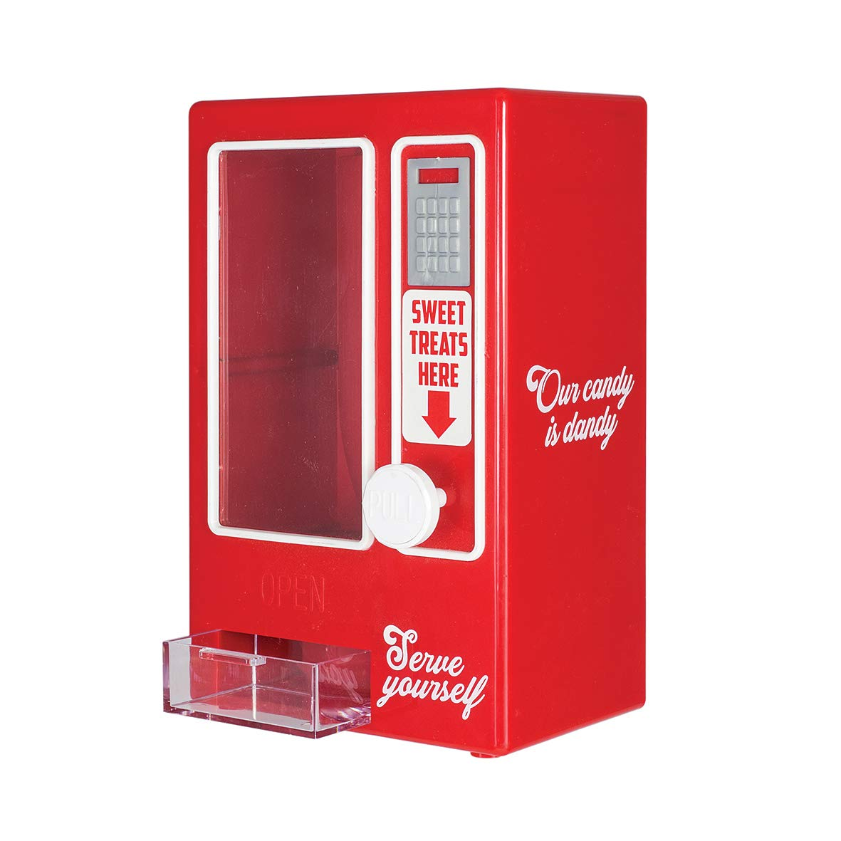 Vending Tabletop Dispenser Dispense Measures